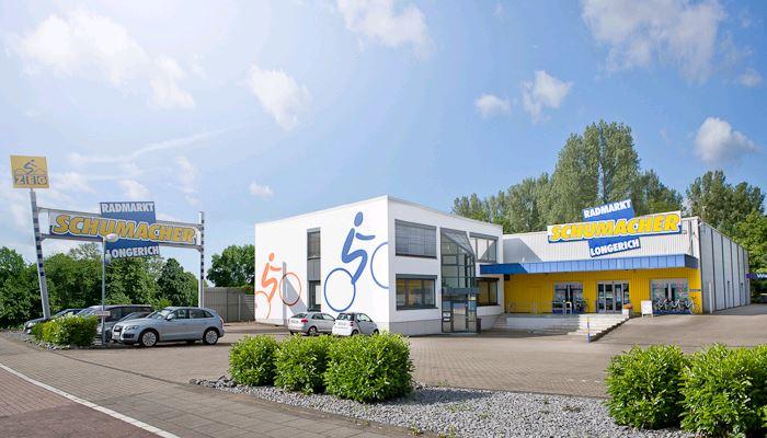 Standort Radmarkt Schumacher