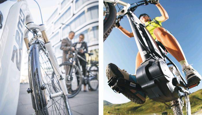 E-Bike Antrieb Radmarkt Schumacher in Köln