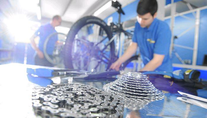 Reparator Radmarkt Schumacher in Köln